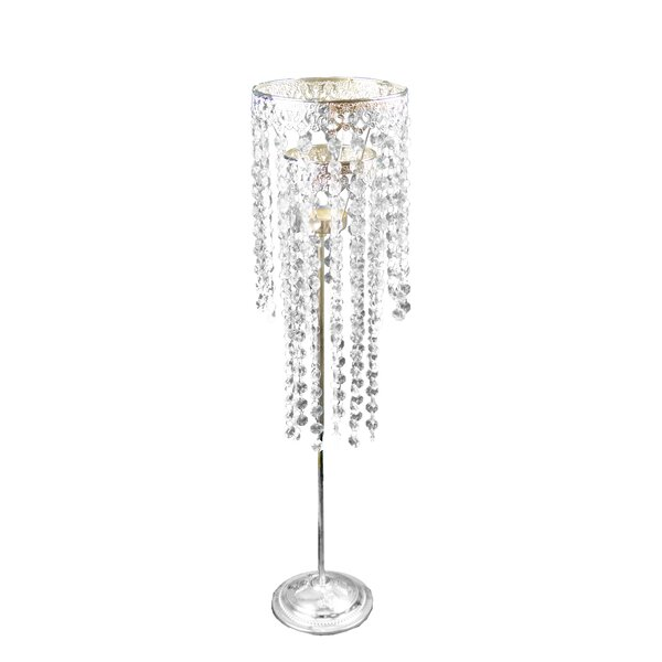 Beaded Glass Tealight by House of Hampton