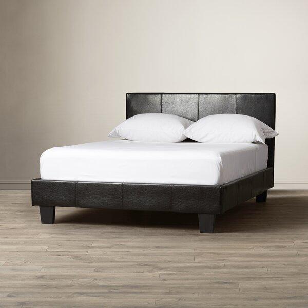 Catlett Upholstered Platform Bed by Winston Porter