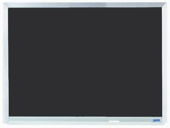 Composition Wall Mounted Chalkboard by AARCO