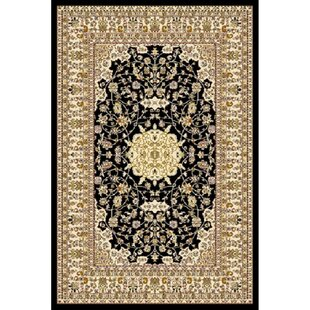 Buy luxury Mona Lisa Black Rug By Rug Factory Plus