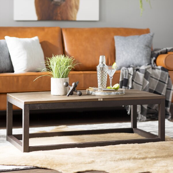 Woodlake Coffee Table by Trent Austin Design