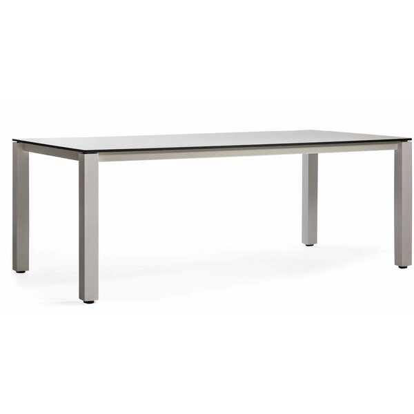 Machar 200 Aluminum Dining Table by OASIQ
