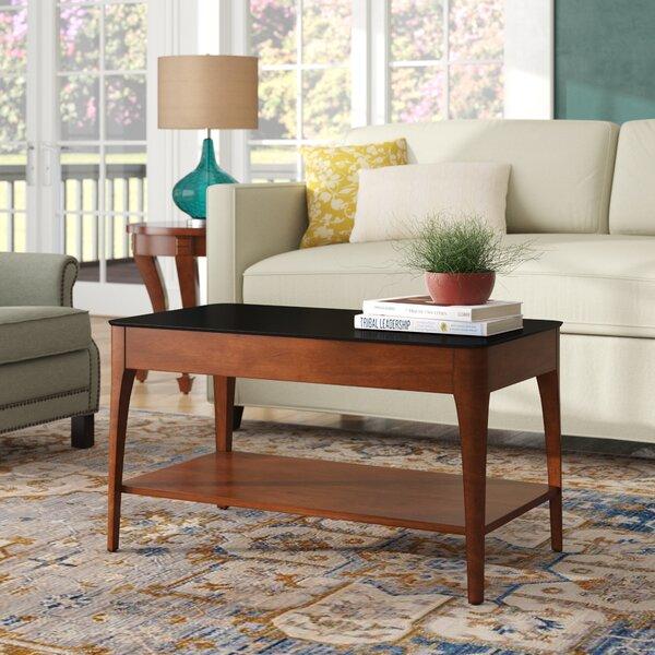 Elliott Bay Coffee Table With Storage By Red Barrel Studio