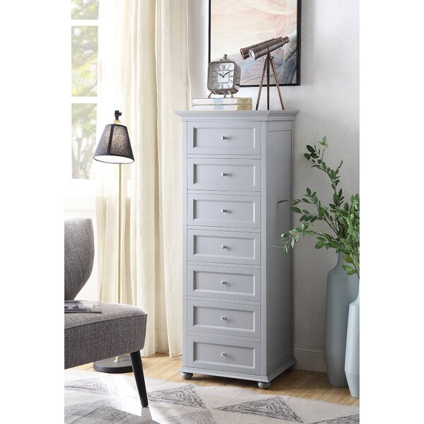 Jago 7 Drawer Lingerie Chest by Andover Mills