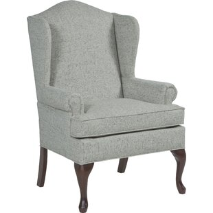 Excellent Queen Ann Wingback Chairs | Wayfair XS91