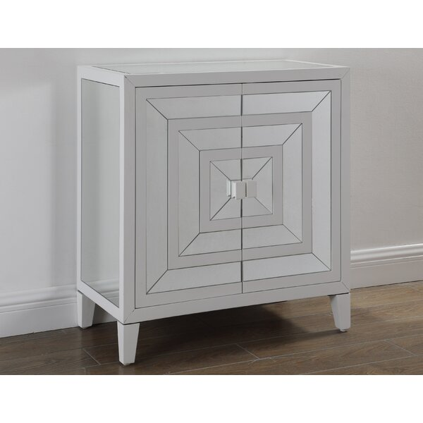 Lenihan 2 Door Accent Cabinet by House of Hampton House of Hampton