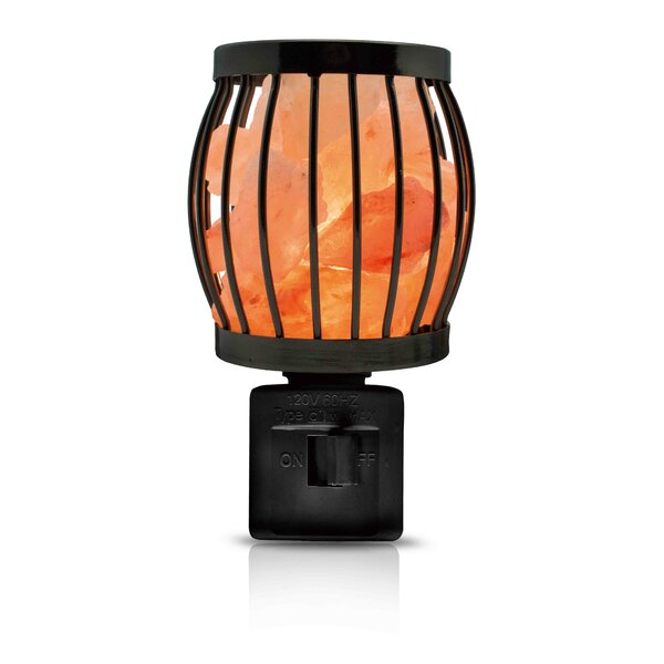 Pulpit Rock Himalayan Night Light by Bloomsbury Market