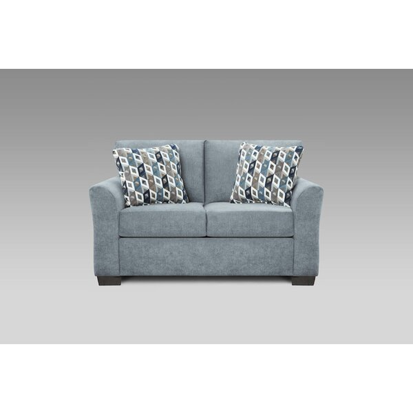 Hinkley Loveseat by Winston Porter