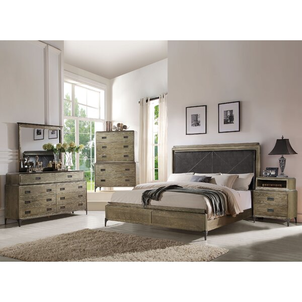 Sadee Panel Configurable Bedroom Set by 17 Stories