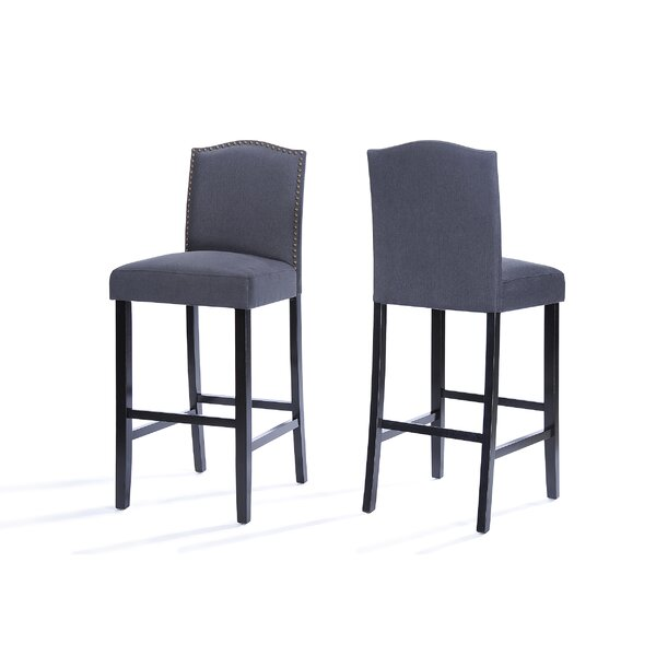 Sauget 27 Bar Stool (Set of 2) by Darby Home Co