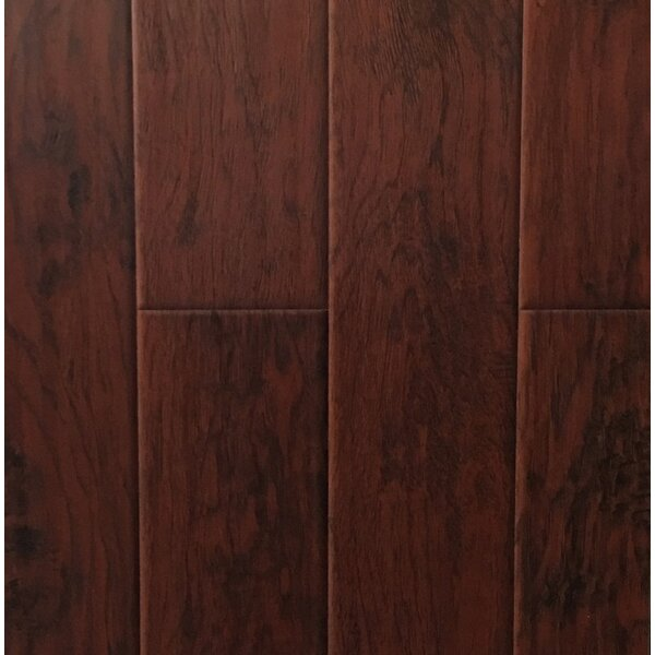 7 x 48 x 12mm Laminate Flooring in French Wine by Yulf Design & Flooring