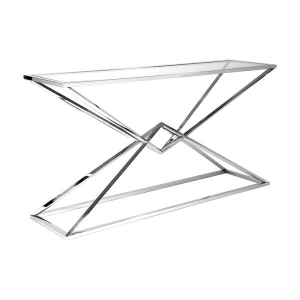 Rempe 59-inch Console Table by Brayden Studio Brayden Studio