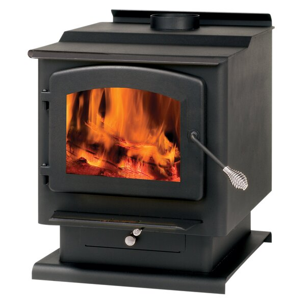 2,400 sq. ft. Direct Vent Wood Stove by England's Stove Works