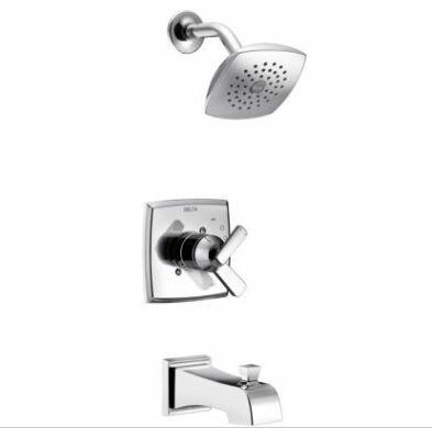 Ashlyn Monitor® Pressure Balance Tub and Shower F