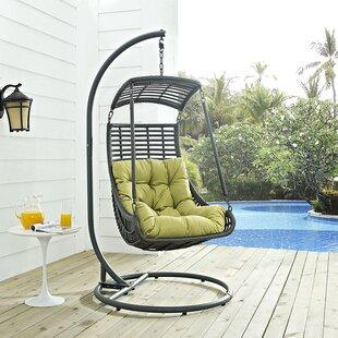 Beau Swinging Egg Chair | Wayfair