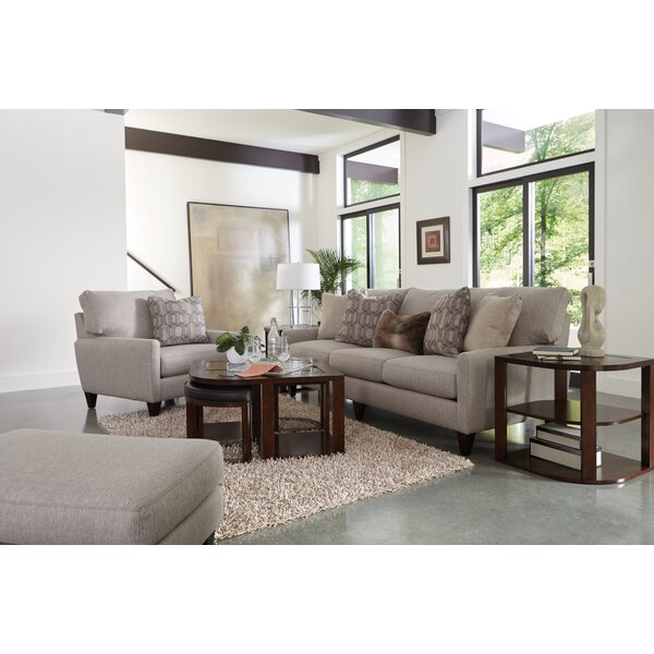 Sequoia Configurable Living Room Set by Latitude Run