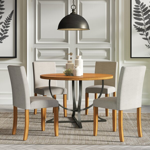 Doraville 5 Piece Dining Set by Greyleigh