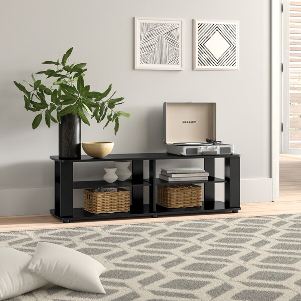 Compare prices Brittney TV Stand for TVs up to 49 by Zipcode Design