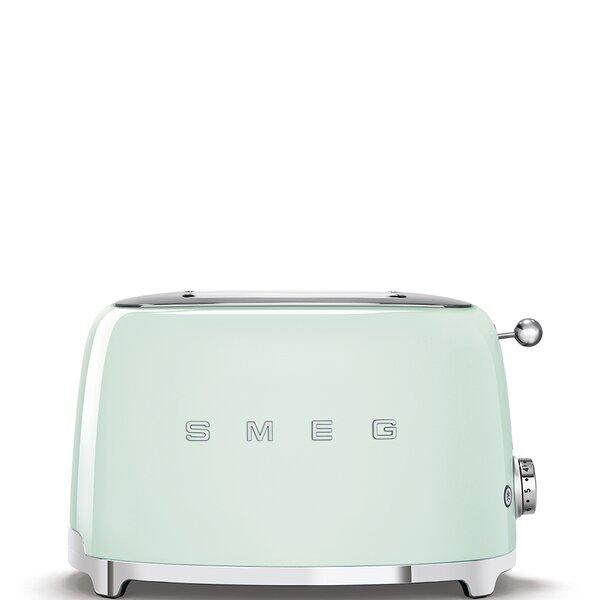 2 Slice 50s Style Toaster by SMEG