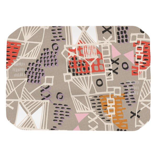 Gill Eggleston Nico Placemat by East Urban Home