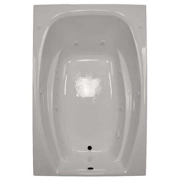 72 x 48 Salon Spa Air/Whirlpool Tub by American Acrylic