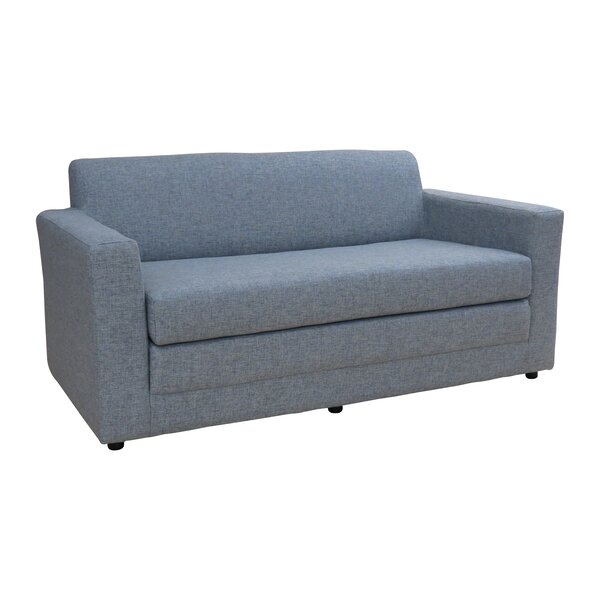Get Valuable Hesperange Sleeper Sofa by Ebern Designs by Ebern Designs