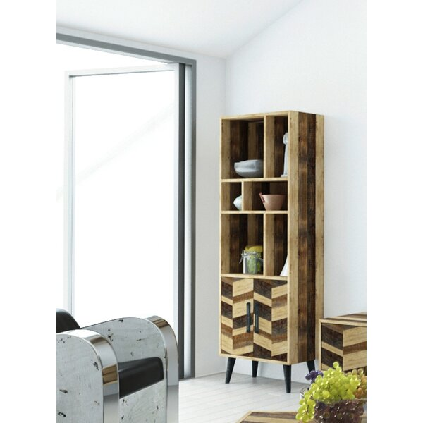 Brousseau Narrow Standard Bookcase By Union Rustic