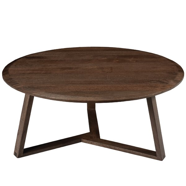 Keever Sidney Coffee Table 3 Legs by Gracie Oaks Gracie Oaks