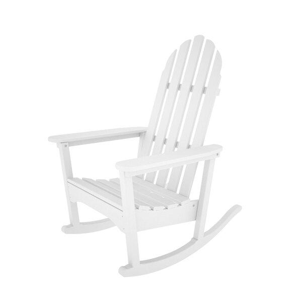 Rocker Plastic Rocking Chair Adirondack Chair by POLYWOOD®