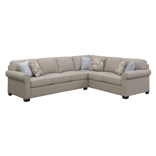 In Style Larios Right Hand Facing Sectional by Ophelia & Co. by Ophelia & Co.