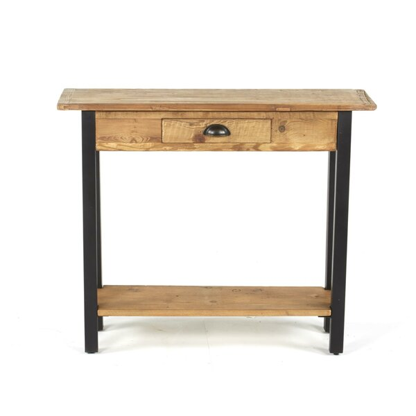Weibel End Table With Storage By Millwood Pines
