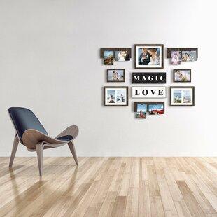 Kapow 10 Piece Picture Frame Set