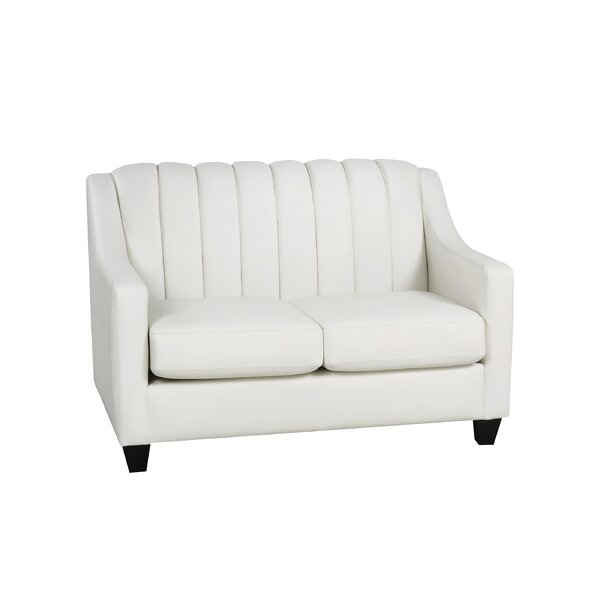 Conkling Loveseat By Charlton Home