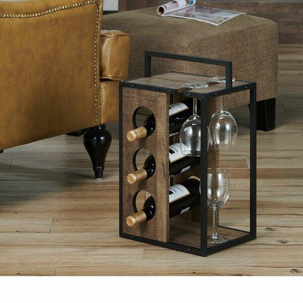 Neill 3 Bottle Tabletop Wine Bottle Rack by Williston Forge Williston Forge