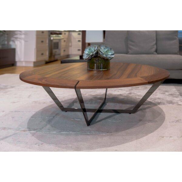 Cross Legs Coffee Table By Marie Burgos Design