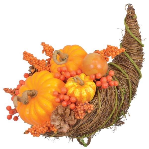 Pumpkin Cornucopia by Fantastic Craft