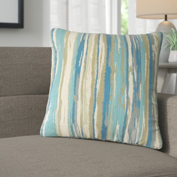 Jordynn Stripes Throw Pillow (Set of 2) by Corrigan Studio