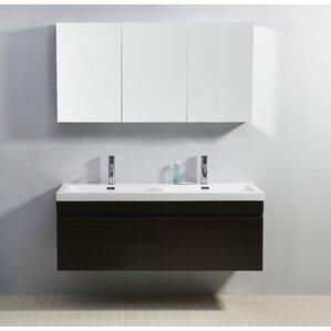"51""- 55"" Bathroom Vanities You'll Love | Wayfair"