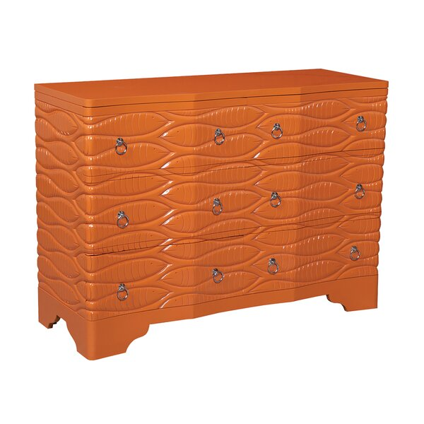 Hartly Harmony Accent Chest by Bay Isle Home