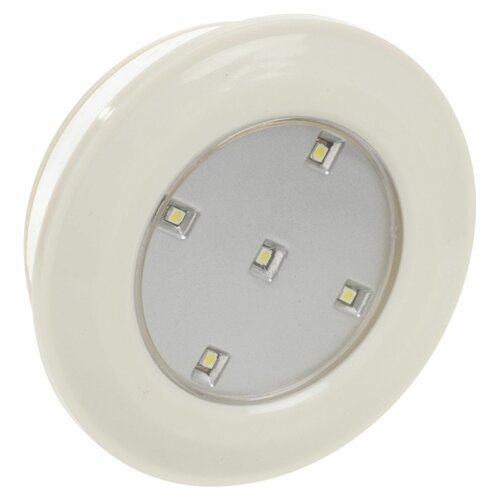 Wireless LED Under Cabinet Puck Light Symple Stuff