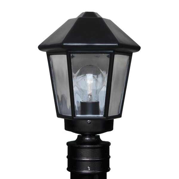 Donnie Classic 1-Light Lantern Head by Latitude Run