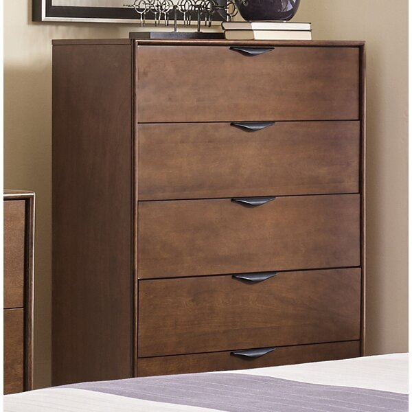 Theresa 5 Drawer Chest by Langley Street