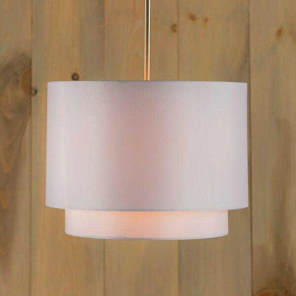 Acamar 3-Light  LED  Pendant by Mercury Row