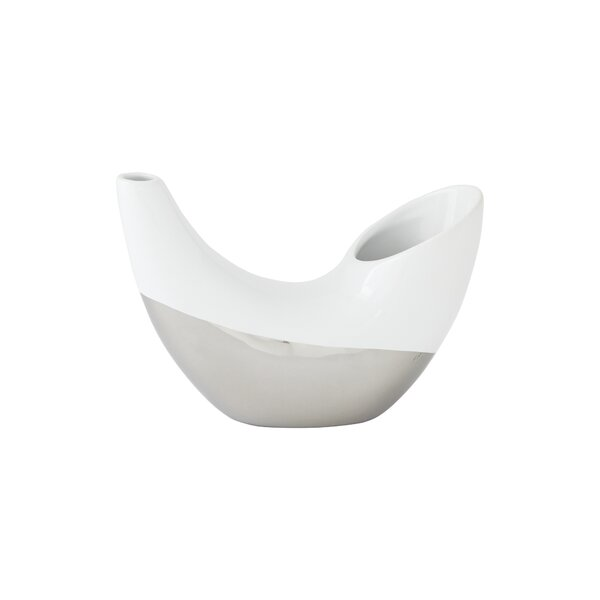 Dipped Horn Table Vase by DwellStudio