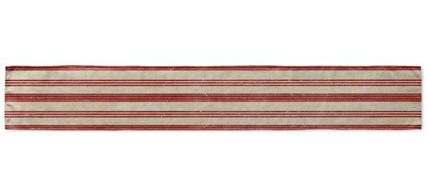Stripe Table Runner by KAVKA DESIGNS