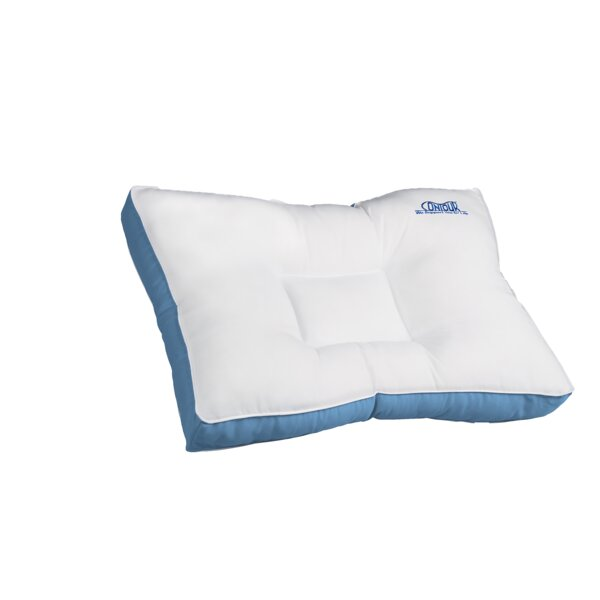 Ortho Fiber Standard Pillow by Contour Products