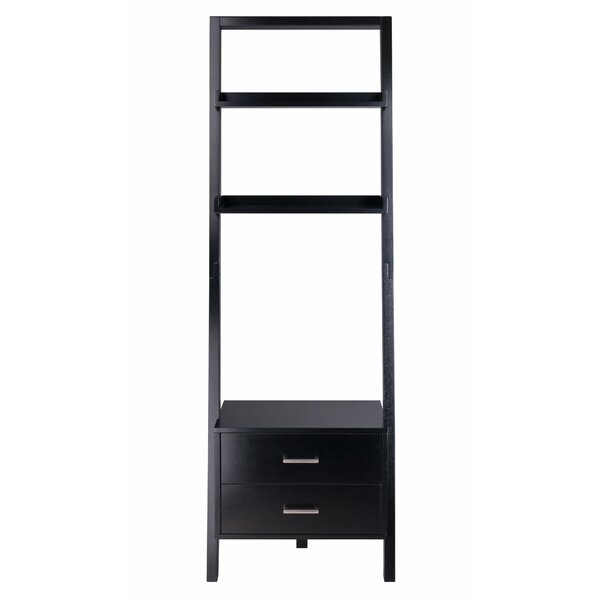 Ashlee Leaning Ladder Bookcase by Project Tidy