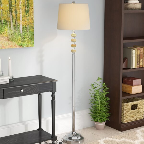 Somer 60.5 Floor Lamp by Winston Porter