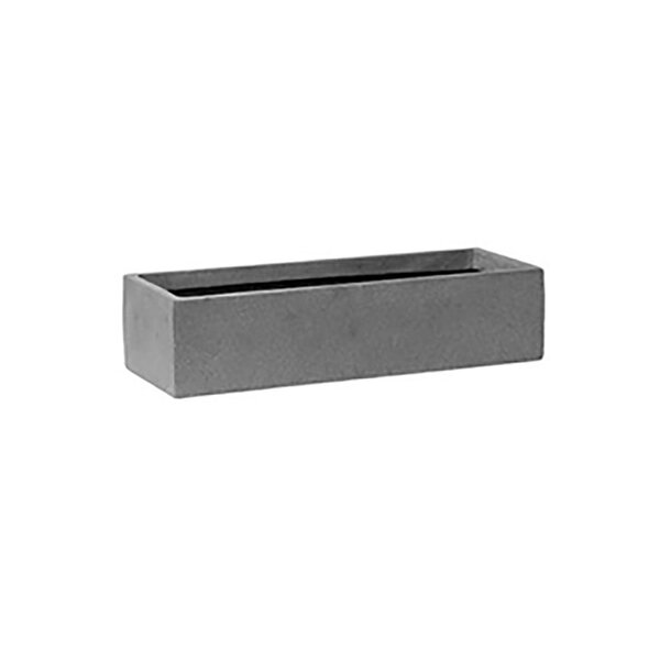 Drouin Rectangular Garden Stone Planter Box by Williston Forge