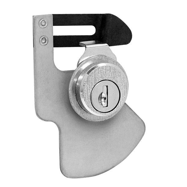 Rear Loading Brass Mailbox Lock by Salsbury Industries